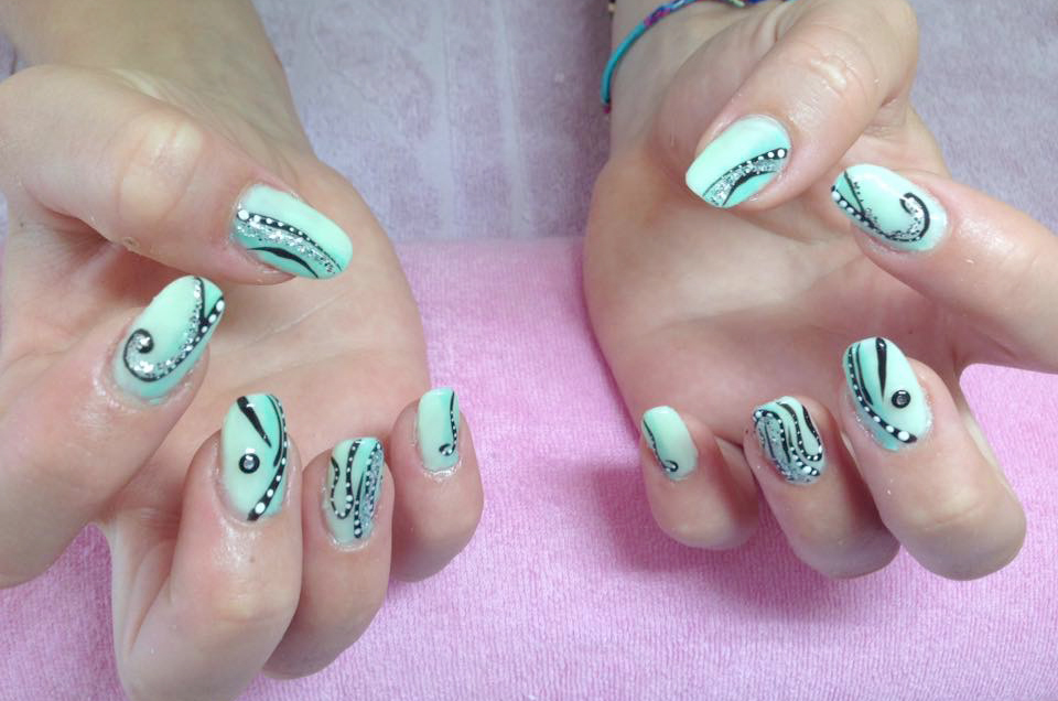 Réalisation Vos Ongles Fée - Nail Art - 00116